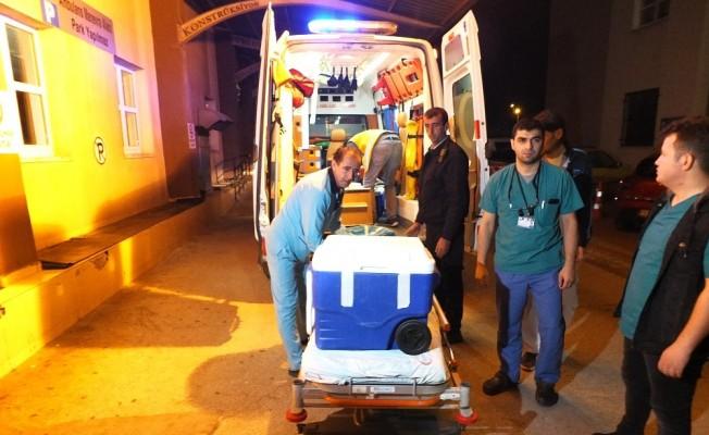 Ankara-İzmir-Bandırma üçgeninde hayat koşuşturması... Genç kazazedenin organlar
