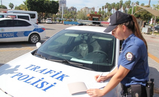 Artık Her Polis Ceza Yazabilecek!