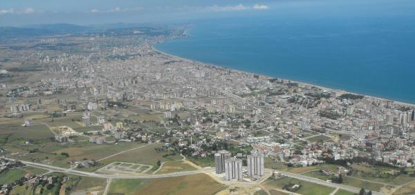 Atakum'un nüfusu yüzde 7 arttı
