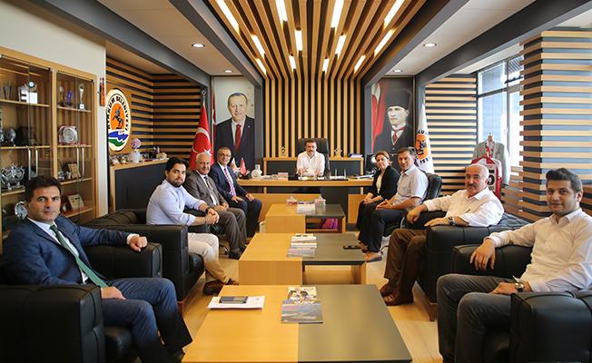 Atakum'da Belediye-Konsey Birlikteliği