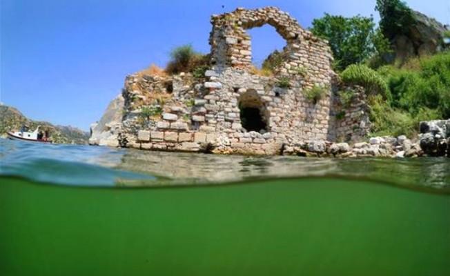 Bafa Gölü`nde Biyoçeşitlilik Kayda Alındı