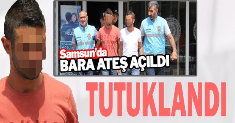 Bar kurşunlayan saldırgan tutuklandı