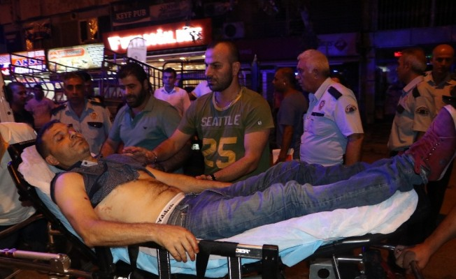Barda silahlı kavga: 1 kişi ağır yaralandı