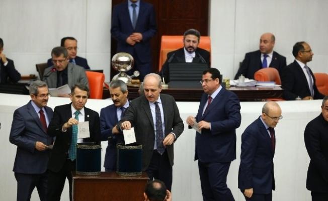 Başbakan Yardımcısı Kurtulmuş, Anayasa değişiklik teklifi görüşmelerini değerle