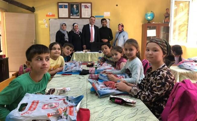 Başkan Akgül`den Okul Ziyaretleri