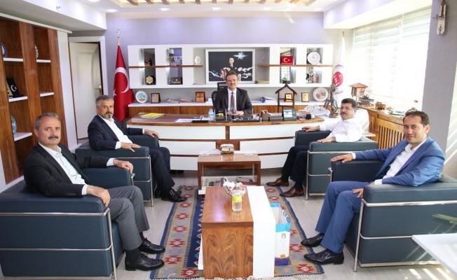 Başkan Kılıç`ın Ankara Çıkarması!