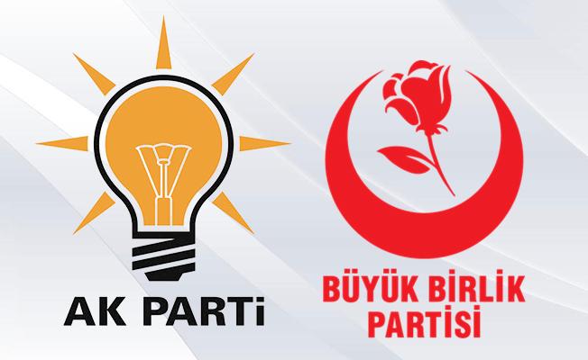 BBP, AK Parti Listesinden Seçime Giriyor!