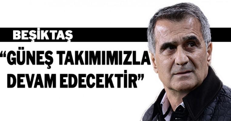 Beşiktaş`ın Şenol Güneş kararı belli oldu!