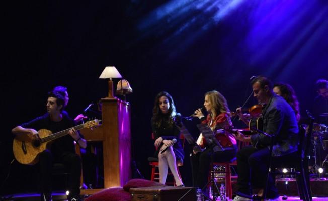 Bursa`da Sertab Erener konseri
