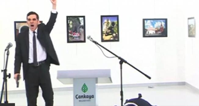 Büyükelçi Suikastinde 6 Tutuklama