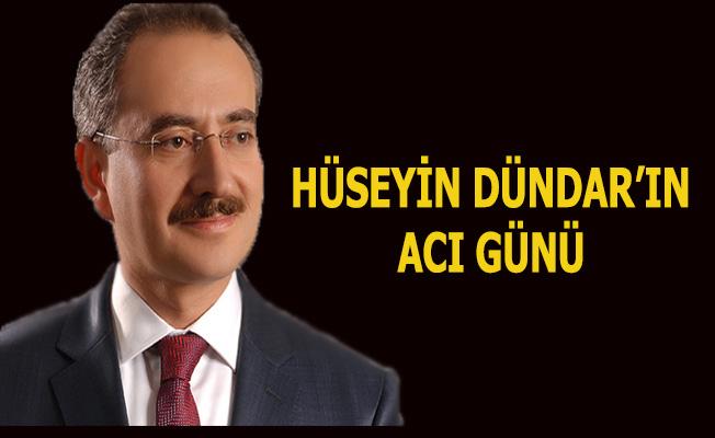 Çarşamba Belediye Başkanı Hüseyin Dündar'ın acı günü