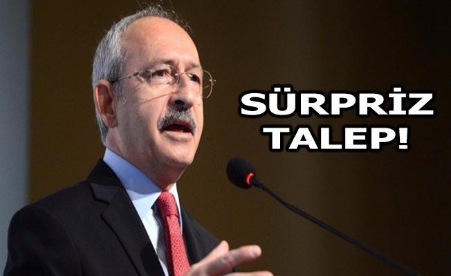 CHP Genel Başkanı Kemal Kılıçdaroğlu, MHP Genel Başkanı Devlet Bahçeli'nden ran