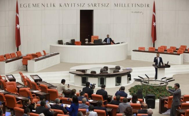CHP`den Meclisi terk etmeme eylemi