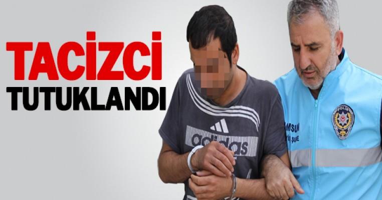 Çöp döken kadını taciz eden şahıs tutuklandı