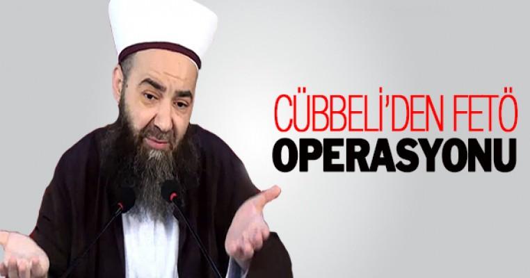 Cübbeli Ahmet Hoca`dan Fetullah Gülen`e operasyon