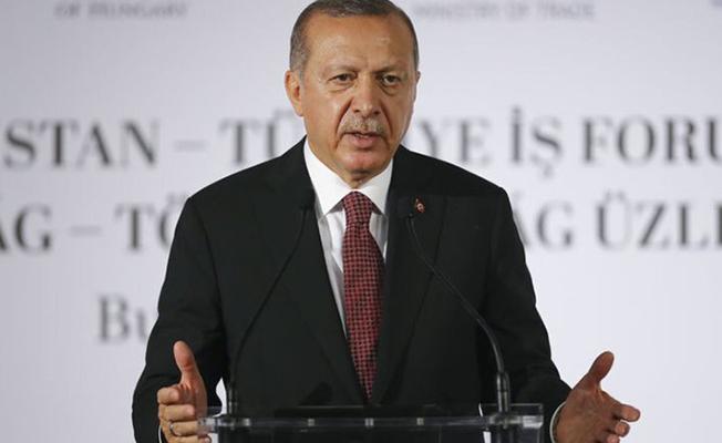 Cumhurbaşkanı Erdoğan`dan O Avrupa Ülkesine Kritik Teklif!