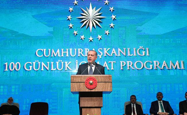 Cumhurbaşkanı Erdoğan'dan Samsun'a Müjde