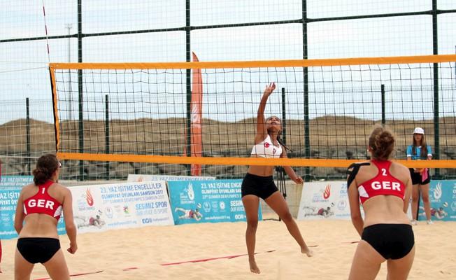 Deaflympics 2017 Plaj Voleybolu Turnuvası