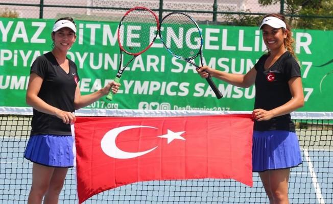 Deaflympics 2017`de Türkiye`den tarihi madalya