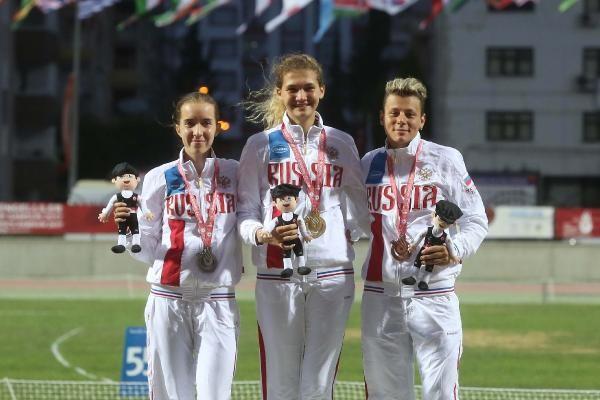 Deaflympics 2017`nin en başarılısı Rusya