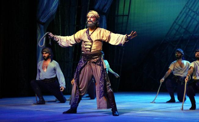 """Denizlerin """"Piri"""" Samsun Operasında"""