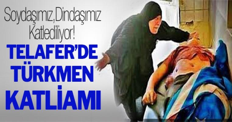 Dışişleri`nden Türkmen katliamına tepki