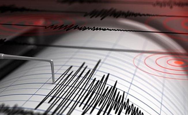 Ege`de Ürküten Deprem!
