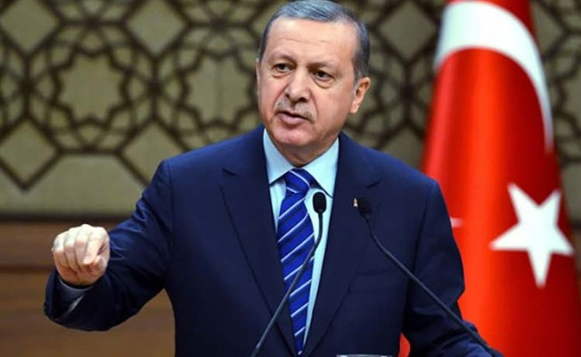 Erdoğan`dan İnce`nin Adaylığına İlk Yorum