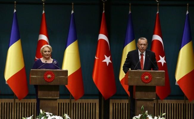 Romanya`nın Desteğini Unutmayacağız