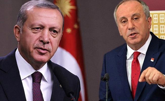 Erdoğan-Muharrem İnce Görüşmesi Başladı!