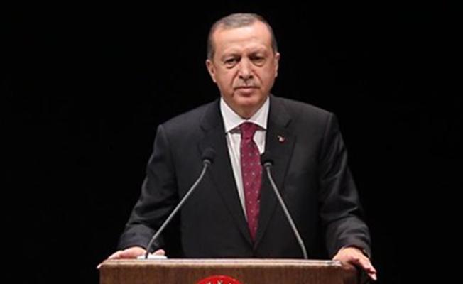 Erdoğan Rest Çekti!