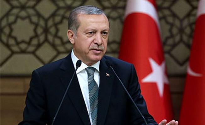 """Erdoğan """"Uluslararası Sistem Çatırdıyor"""""""