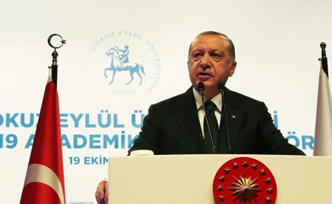 Erdoğan Yeni Dönemdeki İlk Hedefi Açıkladı!