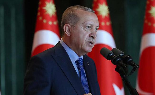 """Erdoğan """"Yeni Zaferlerin Eşiğindeyiz"""""""