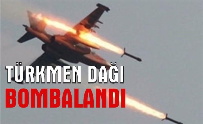 Esed güçleri Türkmen Dağı'nı vurdu: 10 şehit, 3 yaralı