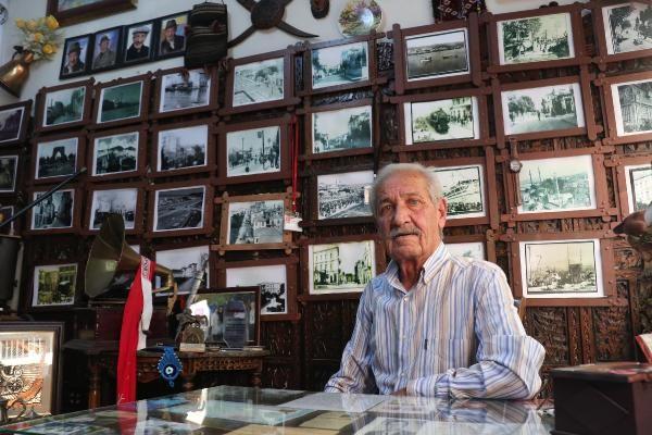 Eski fotoğraf ve eşyaları `Anı Evi`nde sergiliyor