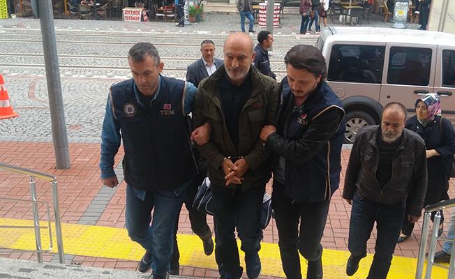 Eski Samsun Emniyet Müdürü FETÖ`den Gözaltında!