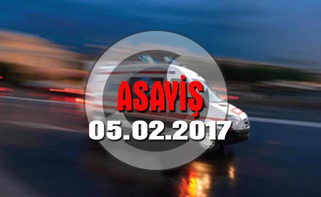 Eskişehir'de otomobil ile kamyonet çarpıştı: 2 yaralı