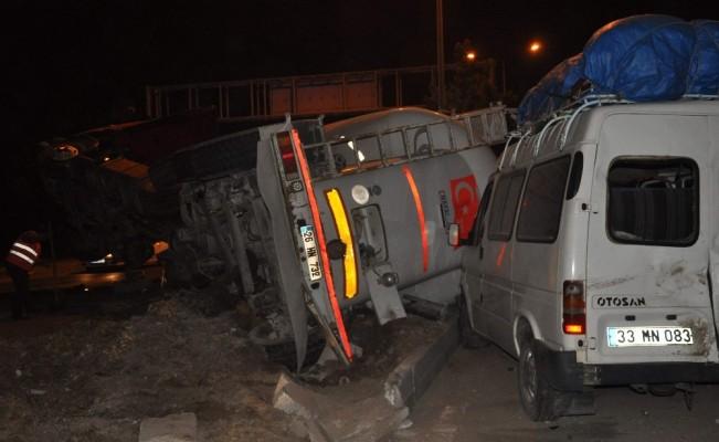 Feci kazada: 6'sı çocuk 19 yaralı