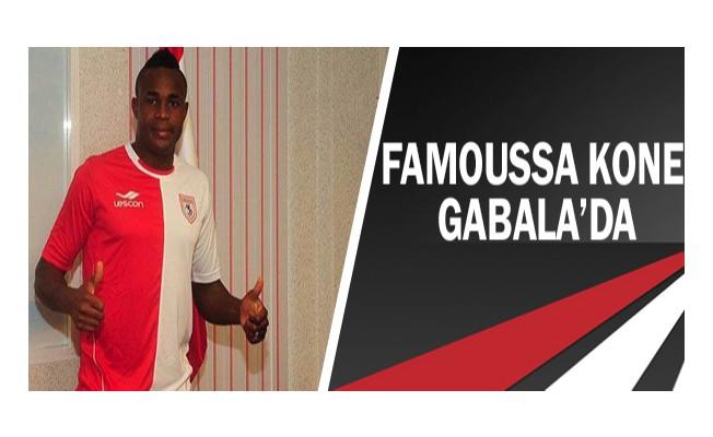 Famoussa Kone Gabala'da