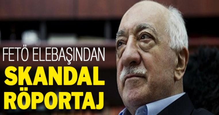 FETÖ elebaşı Gülen yine röportaj verdi !