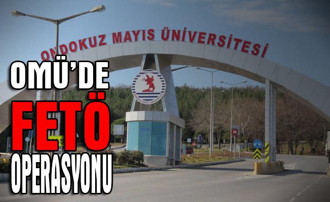 FETÖ'nün üniversite ayağına operasyon: 12 gözaltı