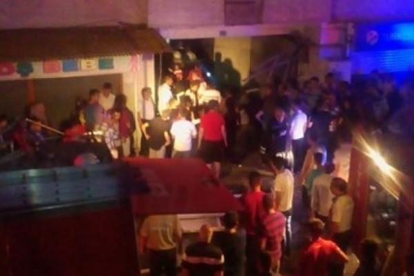 Gaziantep`te patlama: Çok sayıda yaralı var