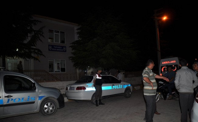 Gemlik`te polis memurunun şehit edilmesi