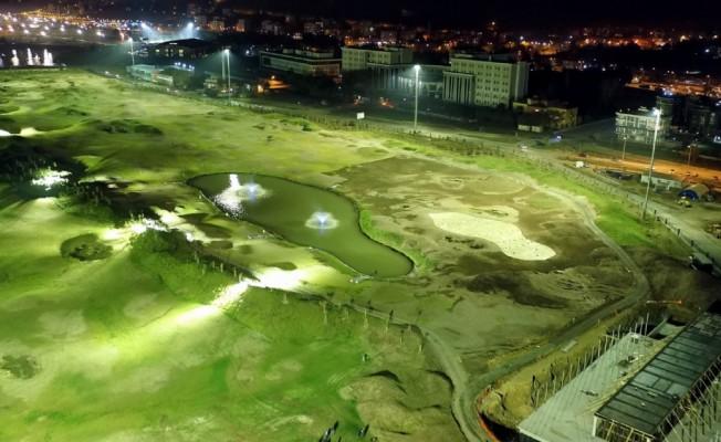 Golf dünyasının gözü Samsun`da
