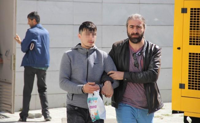Hapis Cezası Bulunan Genç Saklandığı Evde Yakalandı