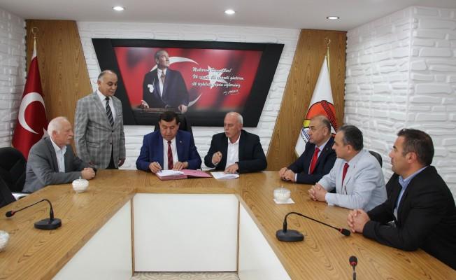 Havza Belediyesi BEM-BİR-SEN İle Sözleşme Yeniledi!