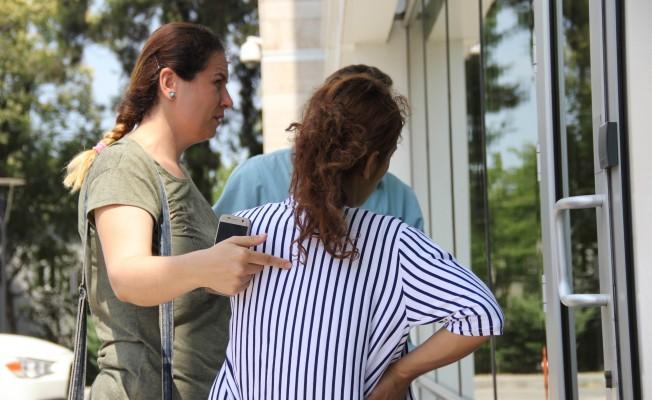Hırsızlık suçundan 5 yıl hapsi bulunan kadın yakalandı