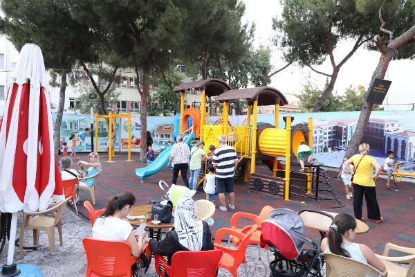İlkadım, Gazi parkı yeniledi