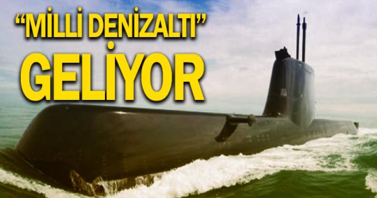 Işık: Hedefte milli denizaltı var
